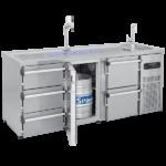 Module frigorifice de bar